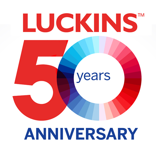 Luckins 50th Anniversary